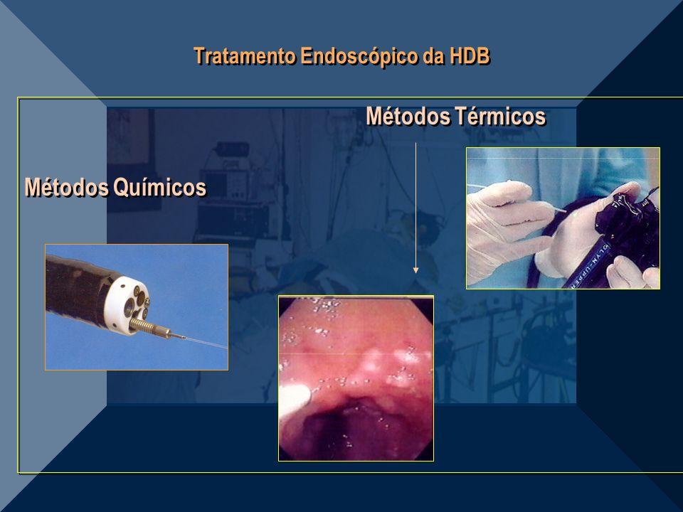 Tratamento Endoscópico da HDB