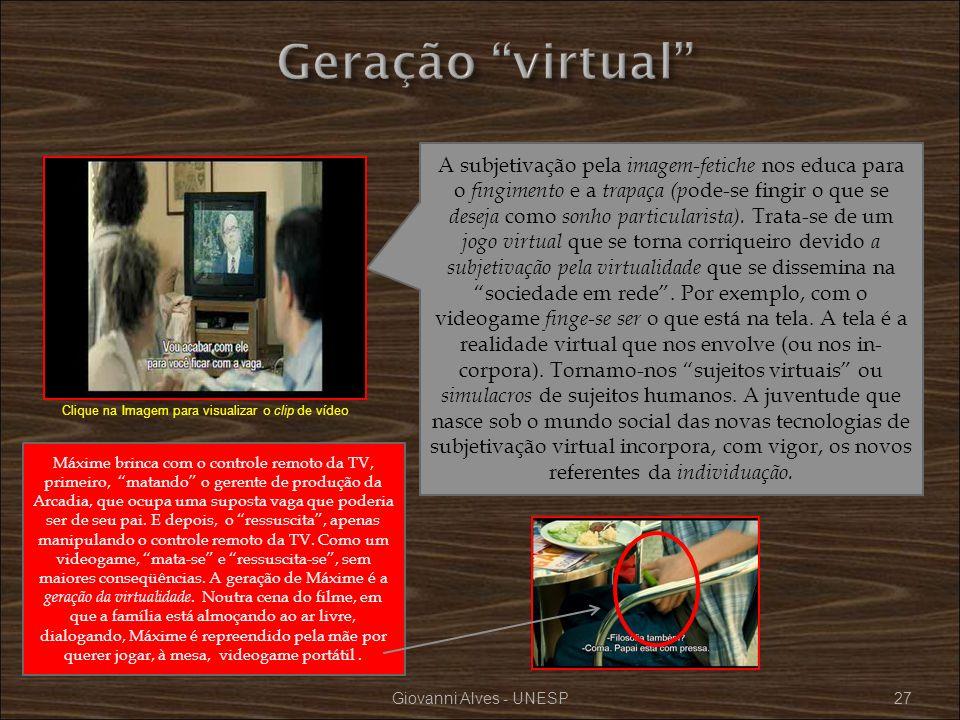 Geração virtual