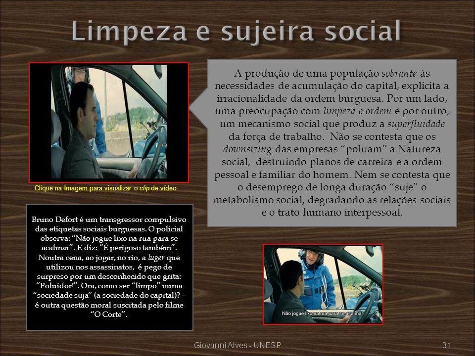 Limpeza e sujeira social