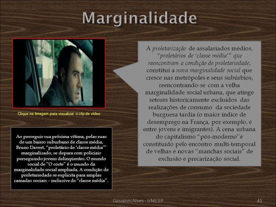 Marginalidade