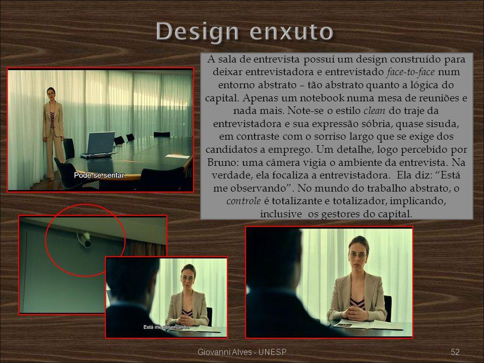 Design enxuto