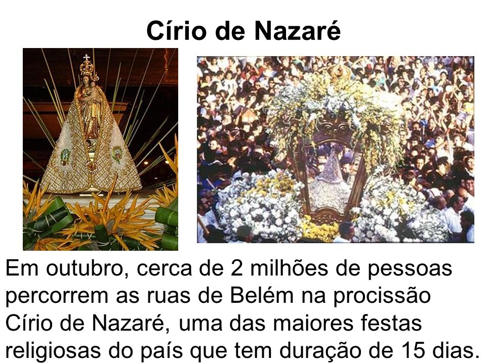 Círio de Nazaré