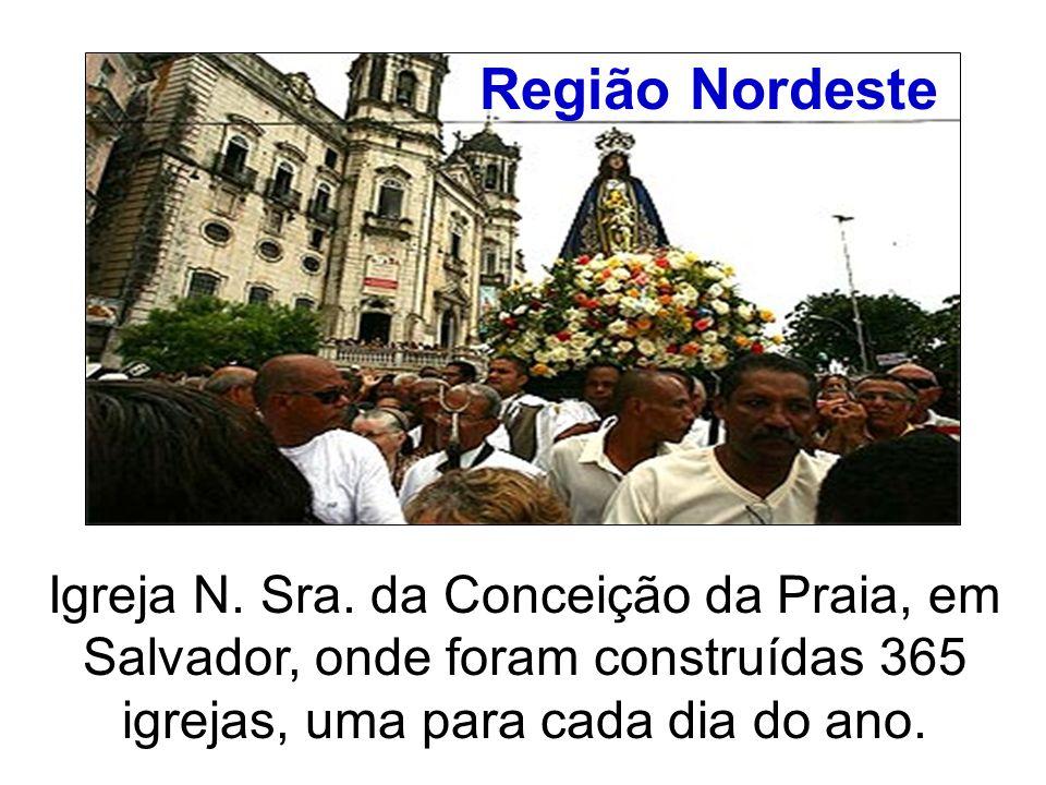 Região Nordeste Igreja N. Sra.