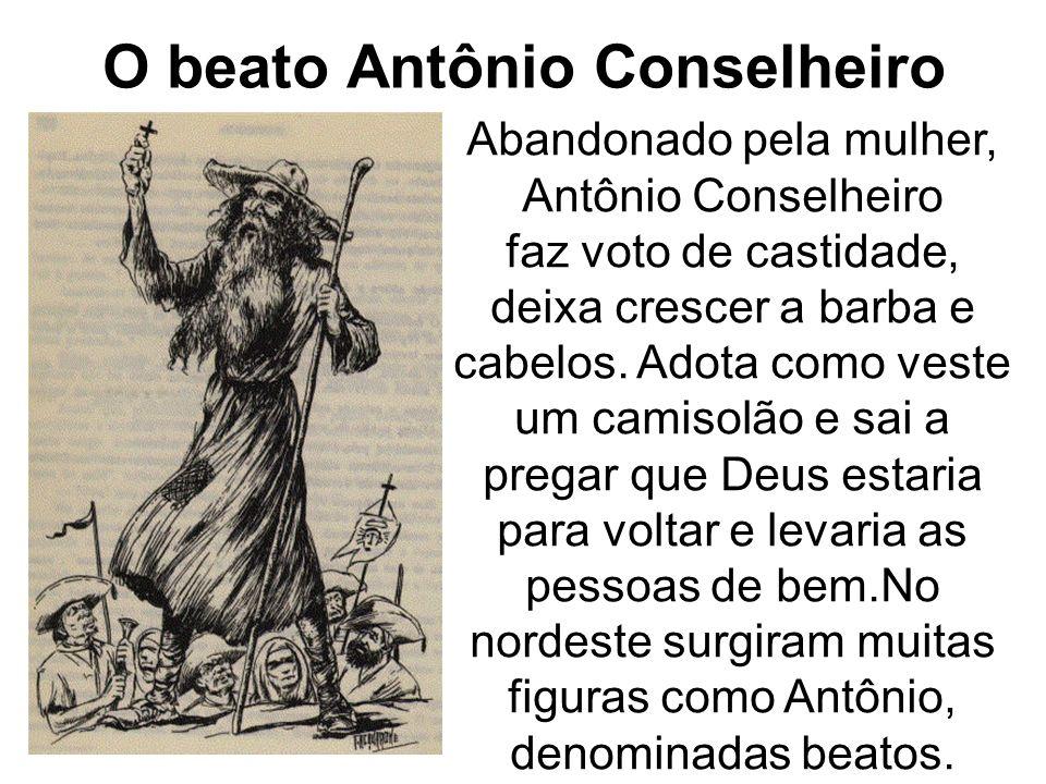 O beato Antônio Conselheiro
