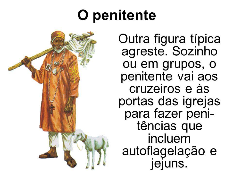 O penitente
