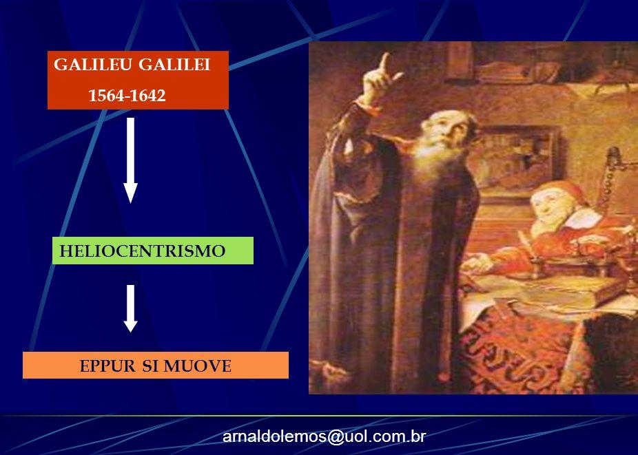 GALILEU GALILEI 1564-1642 HELIOCENTRISMO EPPUR SI MUOVE
