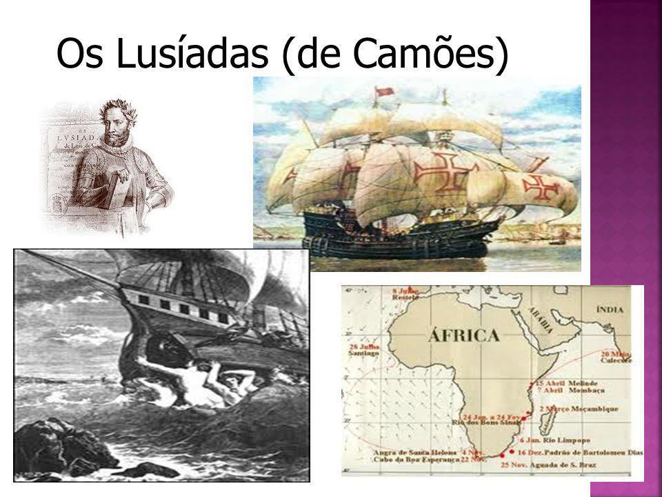 Os Lusíadas (de Camões)