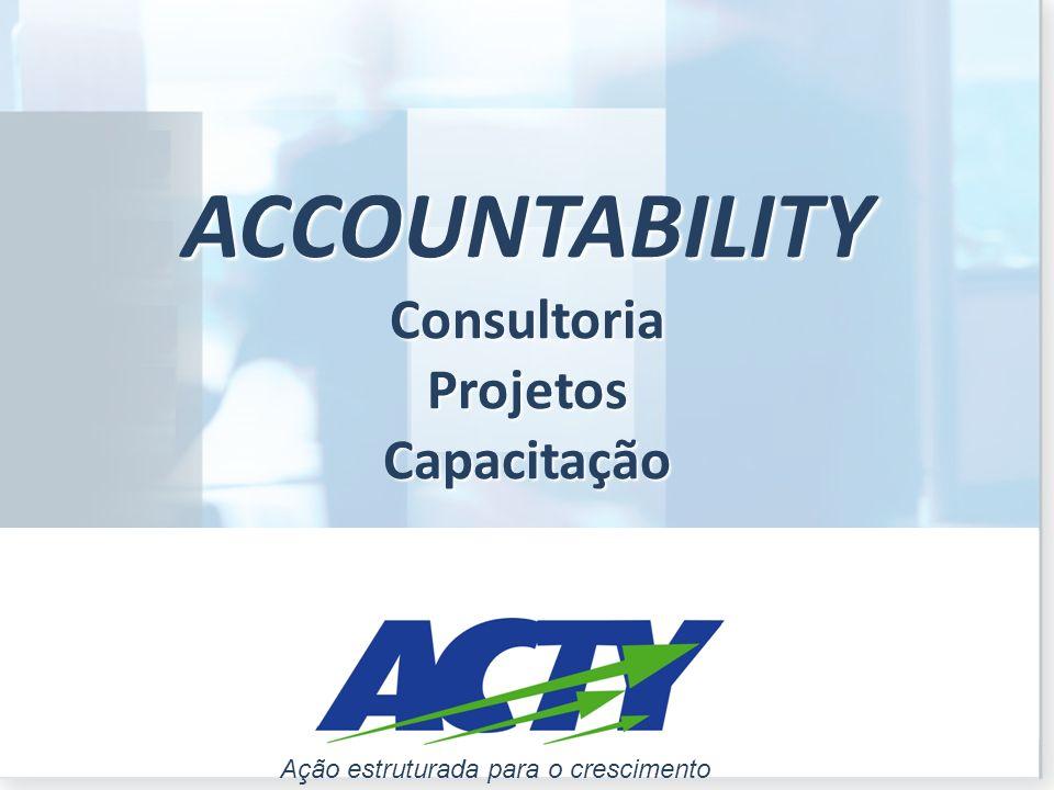 ACCOUNTABILITY Consultoria Projetos Capacitação