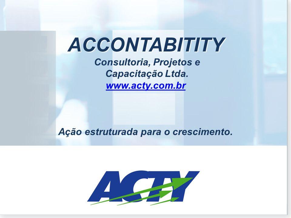 Consultoria, Projetos e Ação estruturada para o crescimento.
