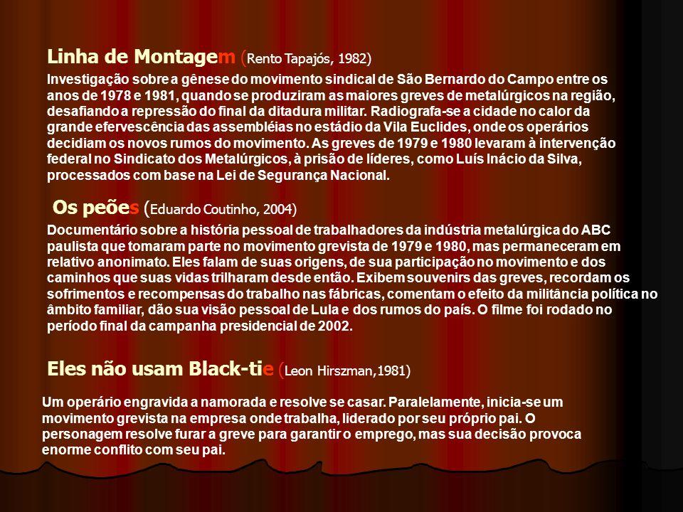 Linha de Montagem (Rento Tapajós, 1982)