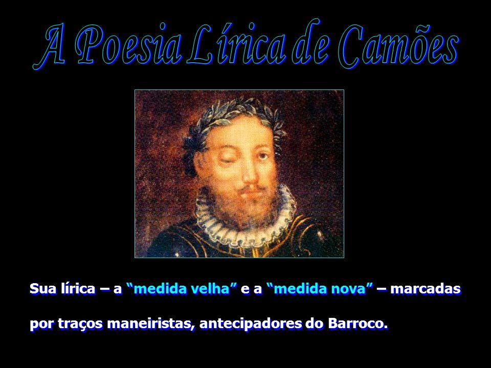 A Poesia Lírica de Camões