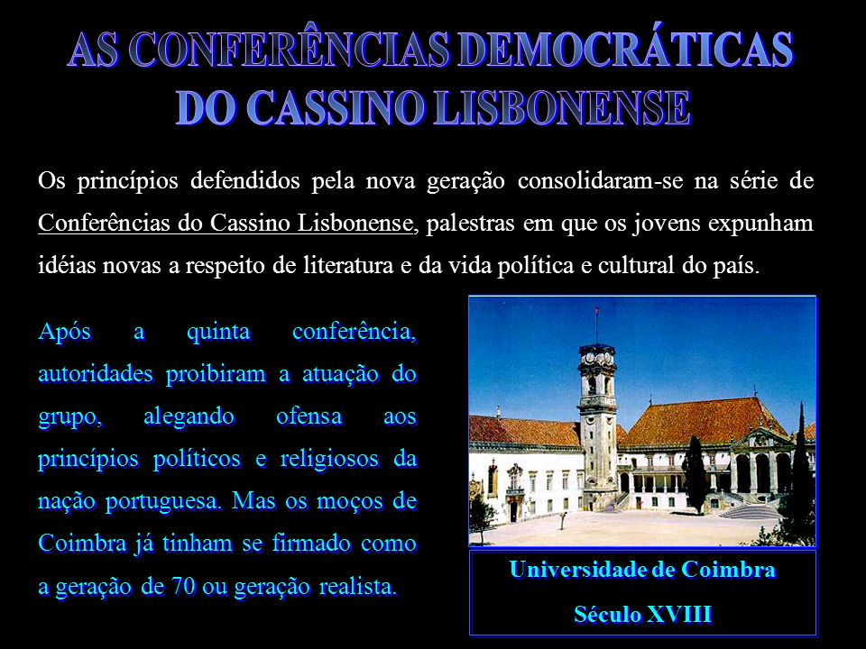 AS CONFERÊNCIAS DEMOCRÁTICAS