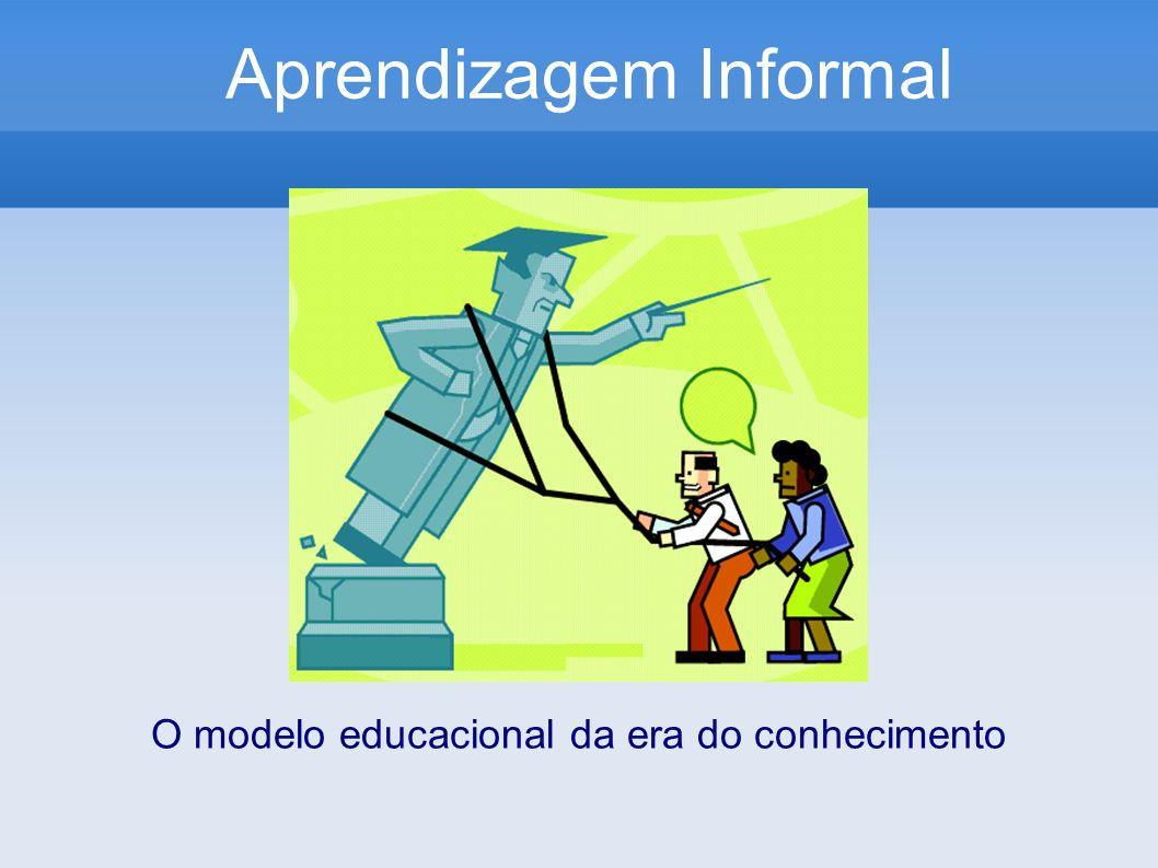 Aprendizagem Informal