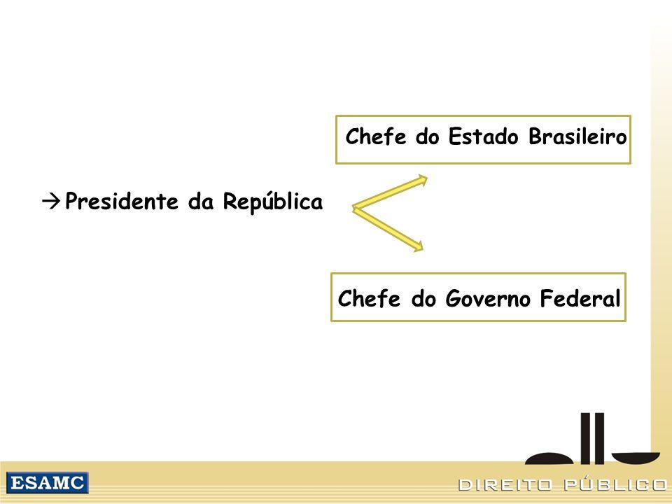 Chefe do Estado Brasileiro