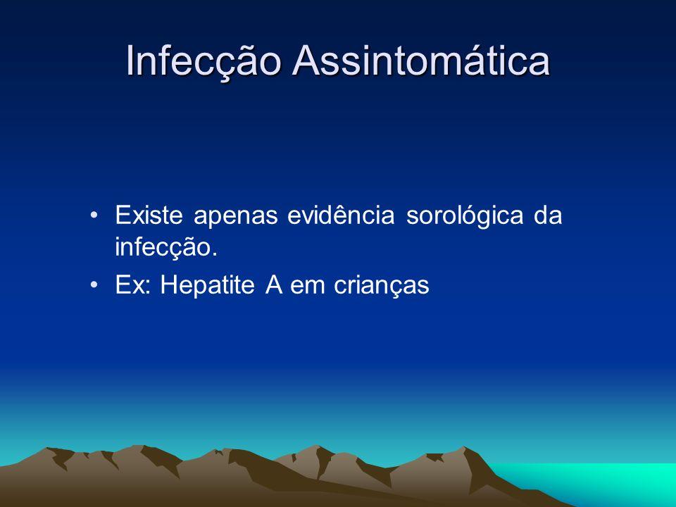 Infecção Assintomática