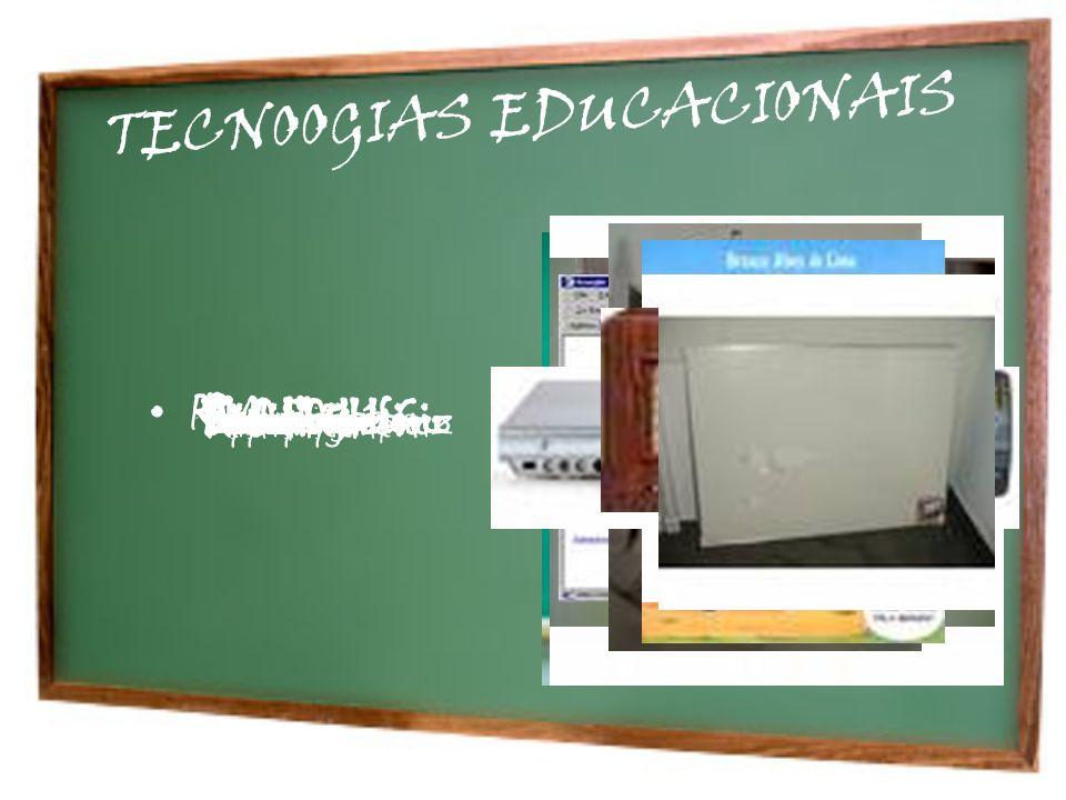 TECNOOGIAS EDUCACIONAIS