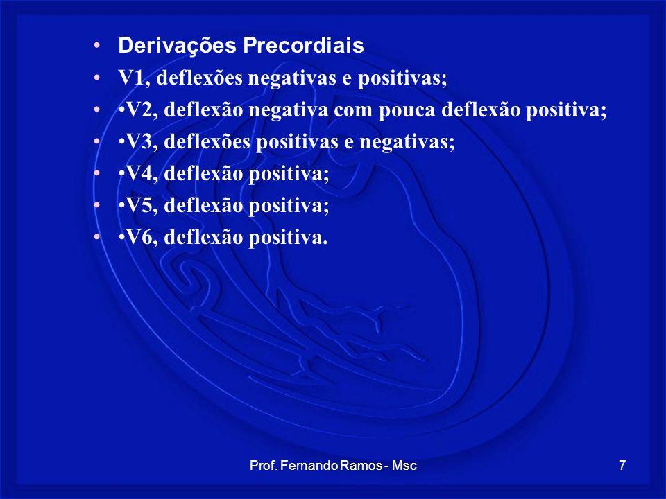 Prof. Fernando Ramos - Msc