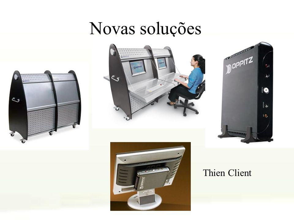 Novas soluções Thien Client