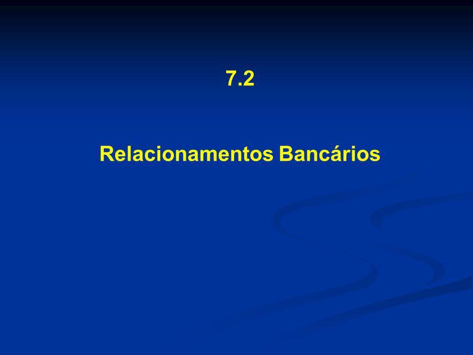 Relacionamentos Bancários
