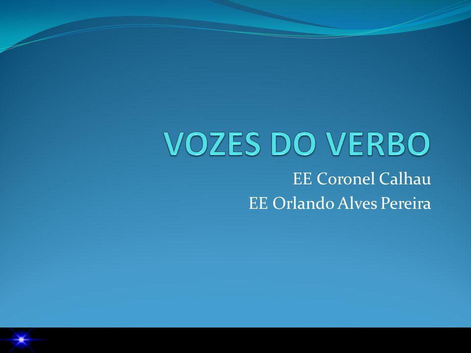 EE Coronel Calhau EE Orlando Alves Pereira