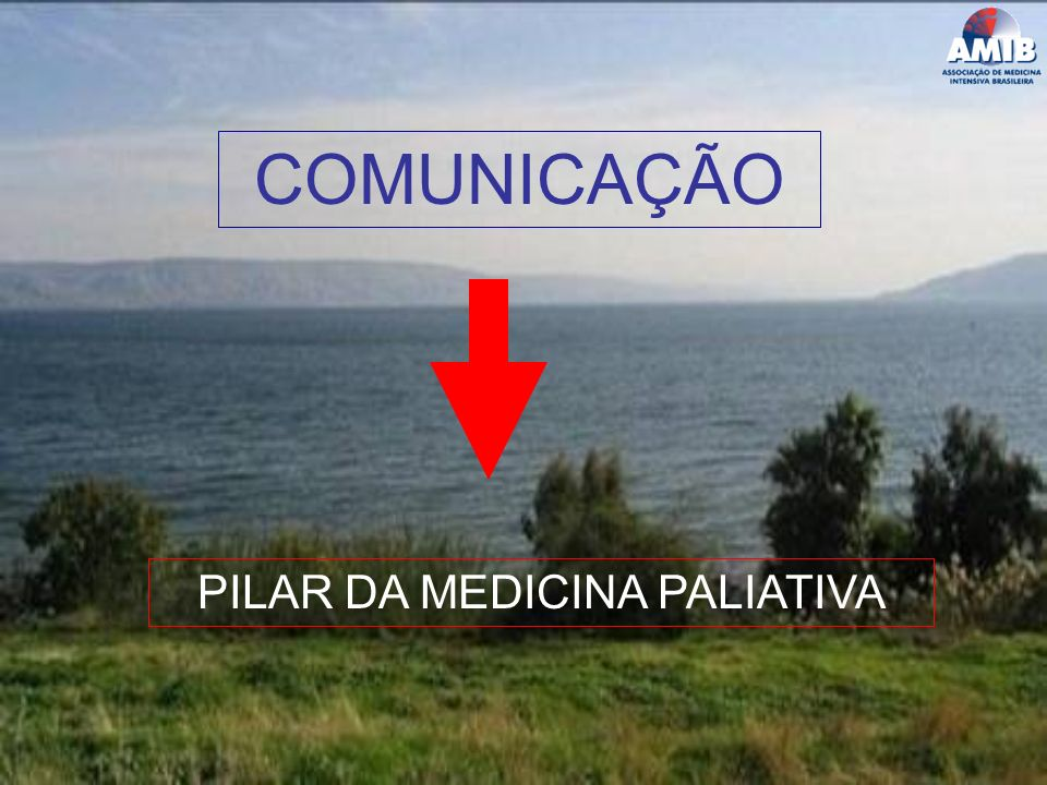 PILAR DA MEDICINA PALIATIVA