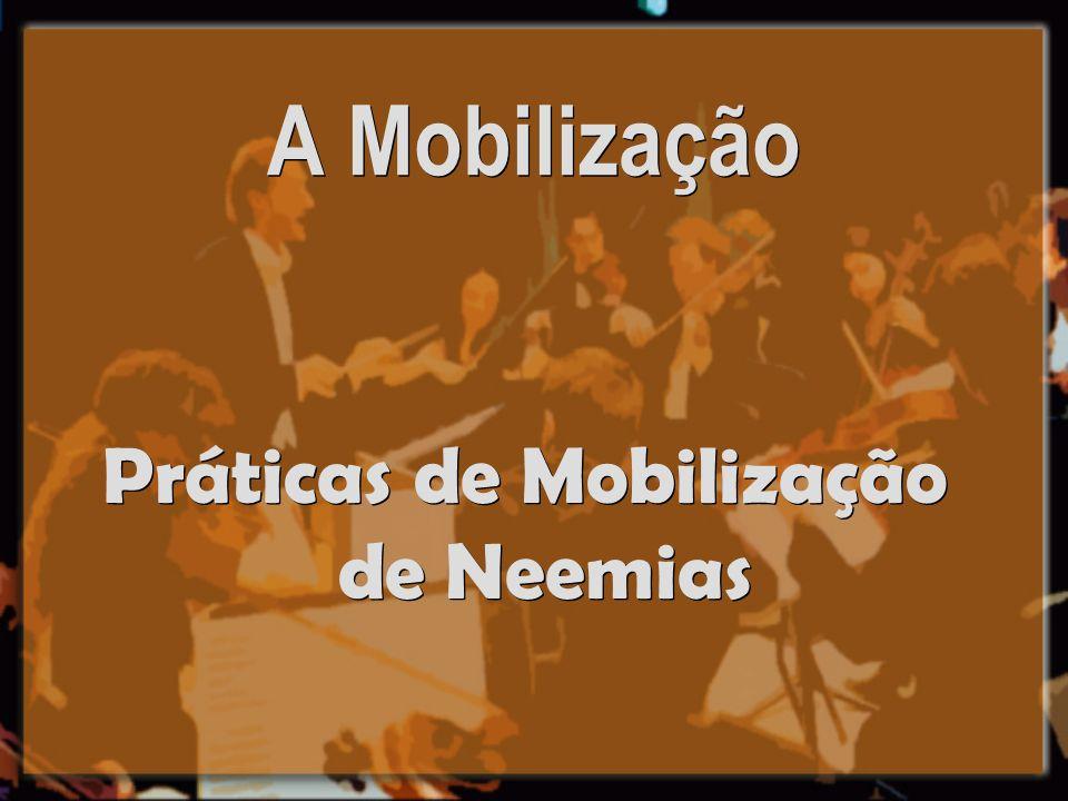 Práticas de Mobilização de Neemias