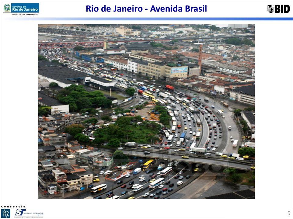 Rio de Janeiro - Avenida Brasil