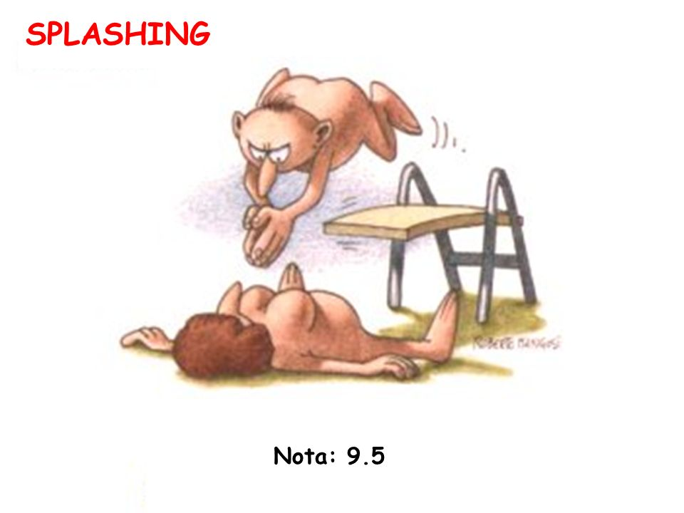 SPLASHING Nota: 9.5