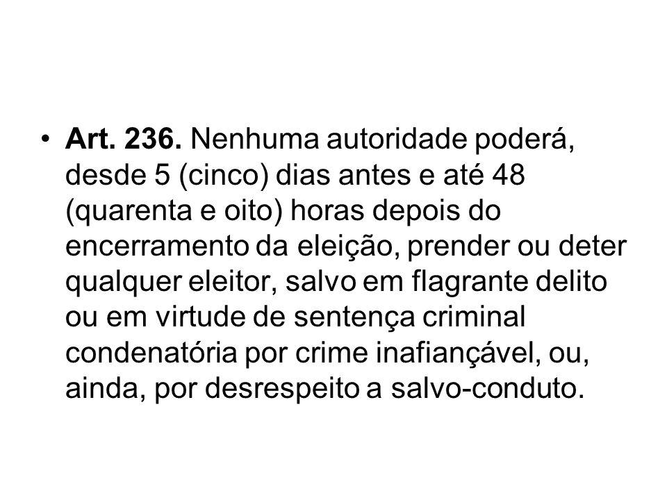 Art. 236.