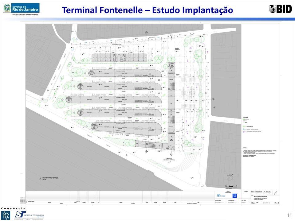 Terminal Fontenelle – Estudo Implantação