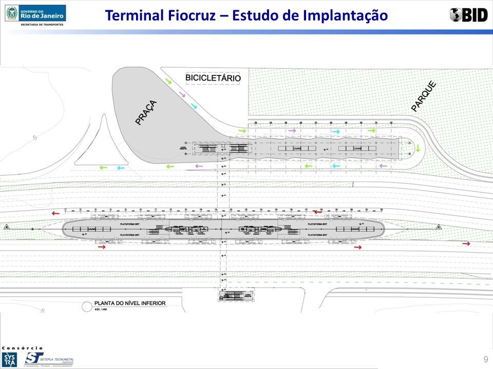 Terminal Fiocruz – Estudo de Implantação