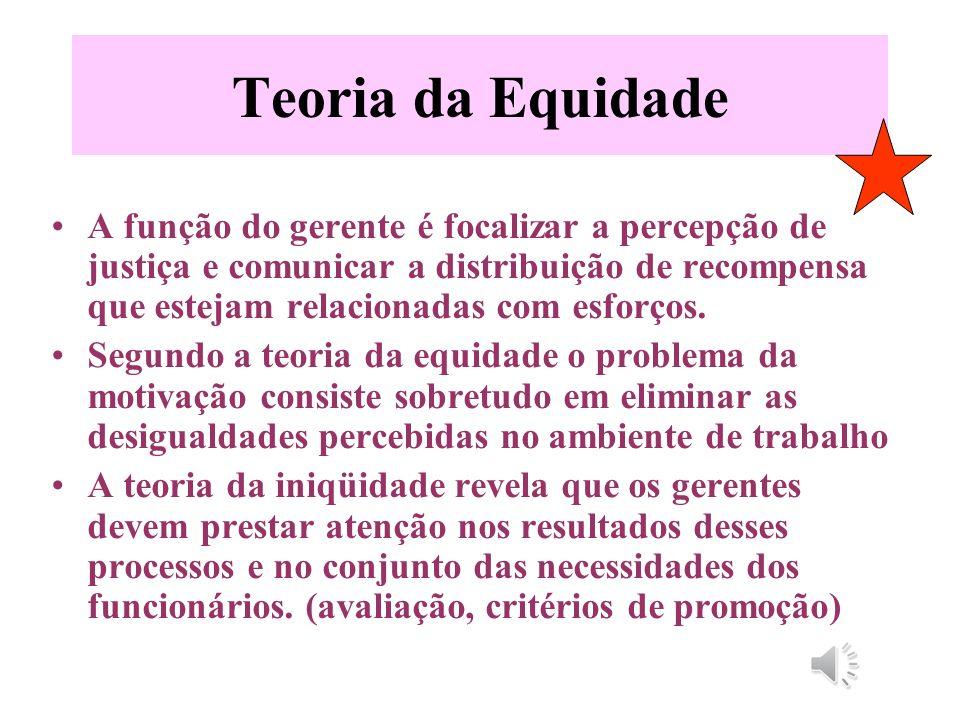 Teoria da Equidade