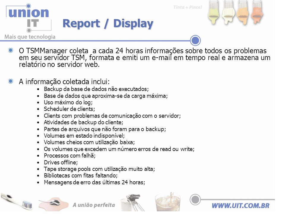 Report / Display