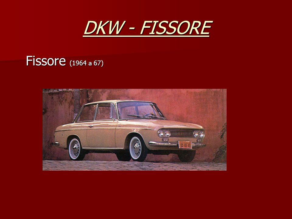 DKW - FISSORE Fissore (1964 a 67)