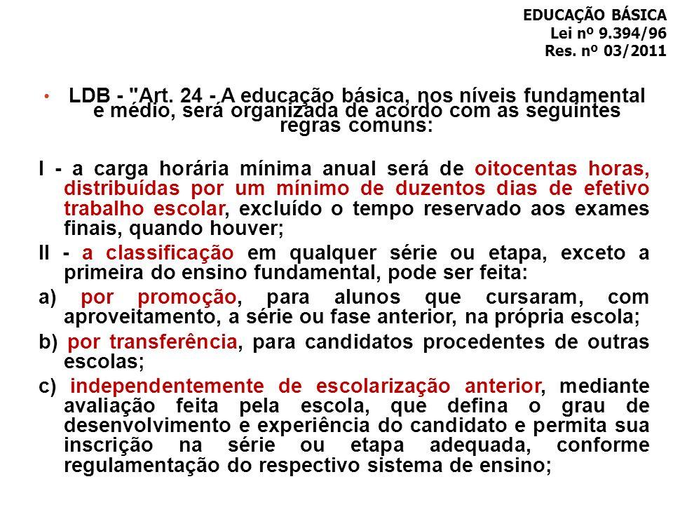 b) por transferência, para candidatos procedentes de outras escolas;