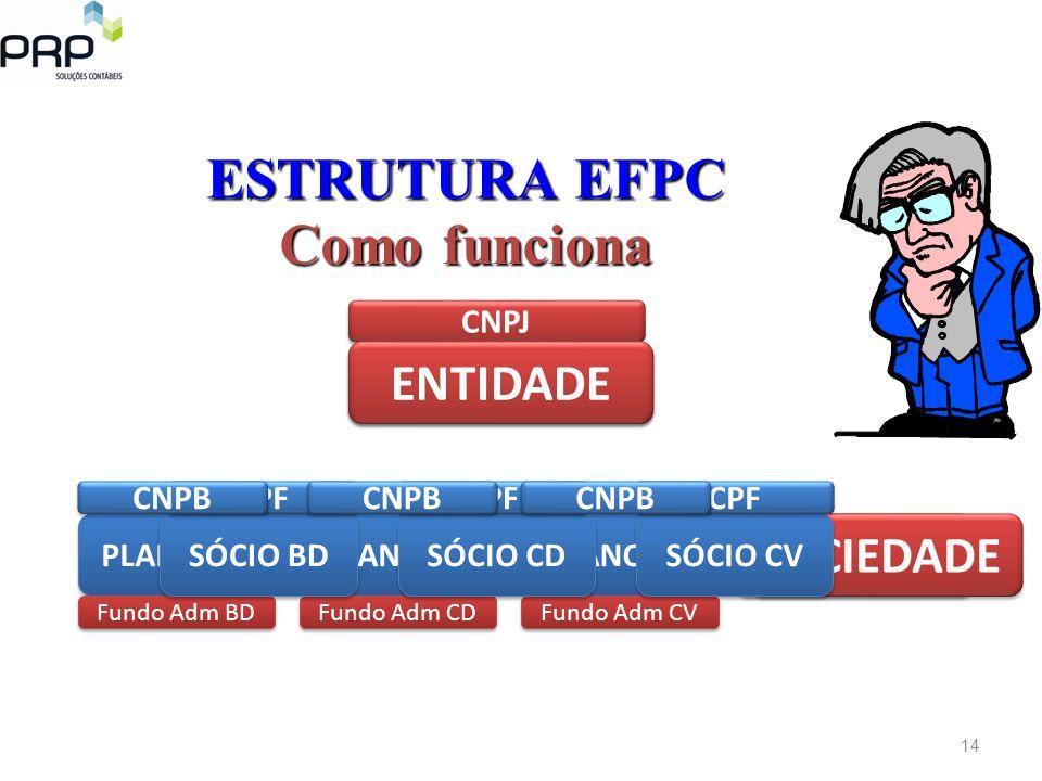 ESTRUTURA EFPC Como funciona