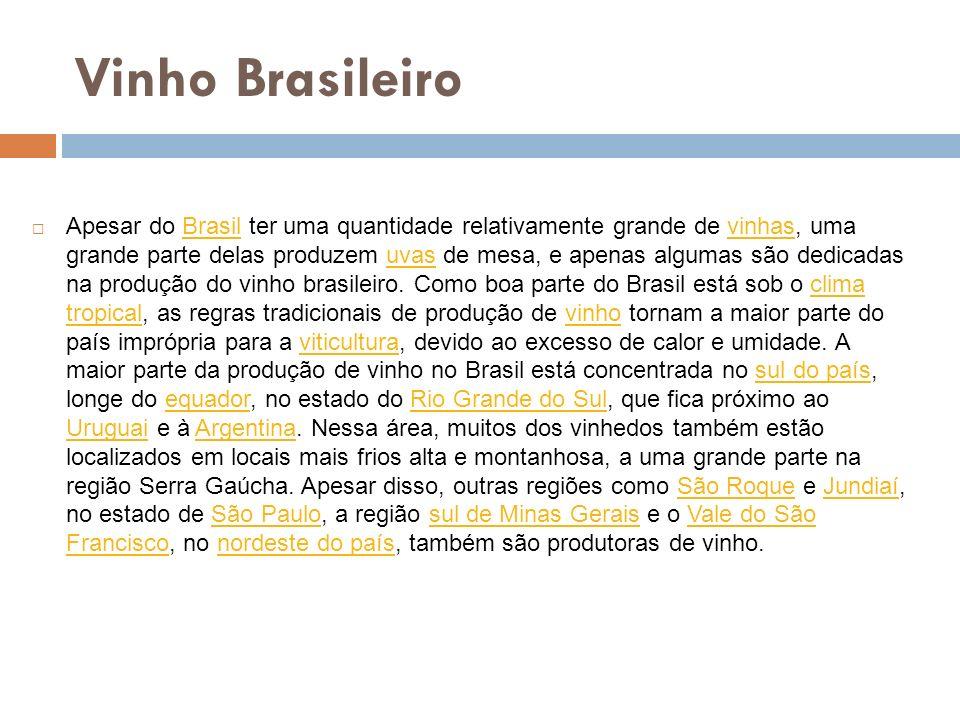 Vinho Brasileiro