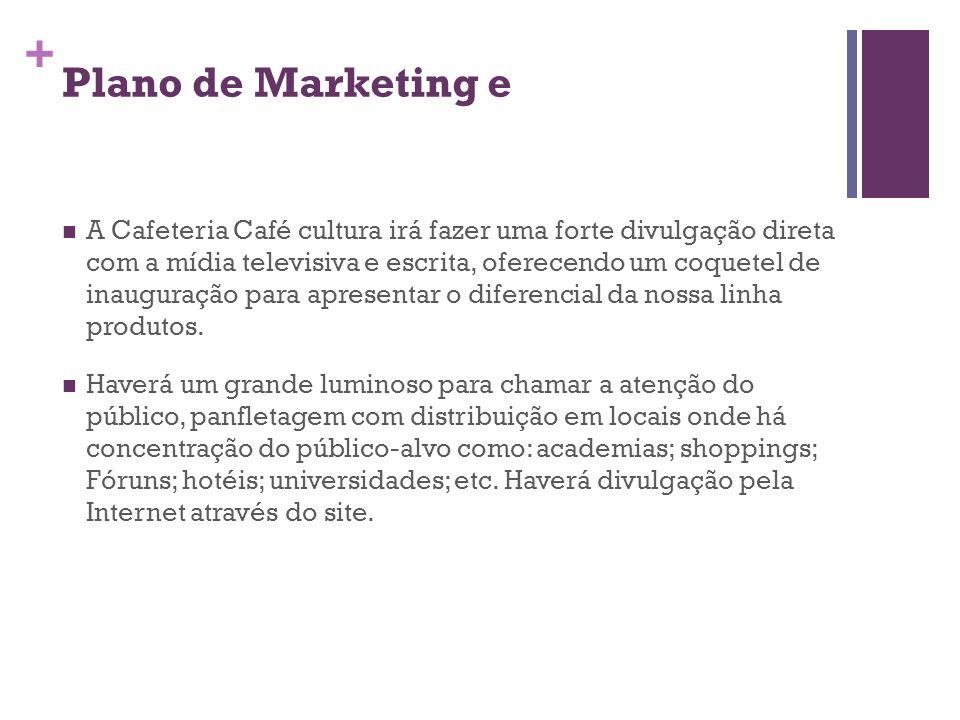 Plano de Marketing e Comercialização