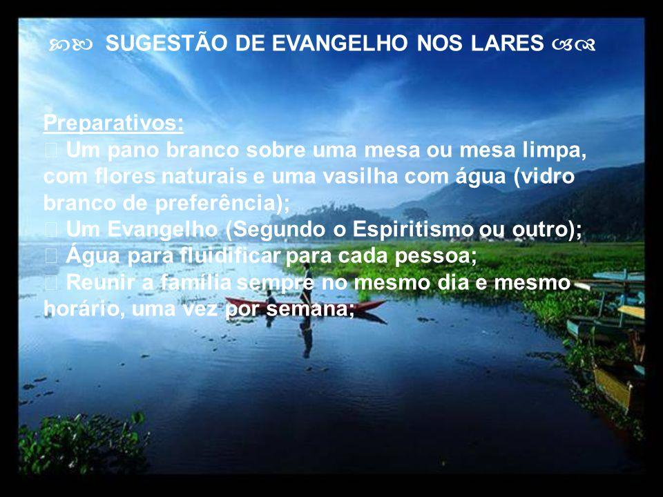  Um Evangelho (Segundo o Espiritismo ou outro);