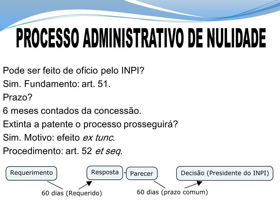 PROCESSO ADMINISTRATIVO DE NULIDADE