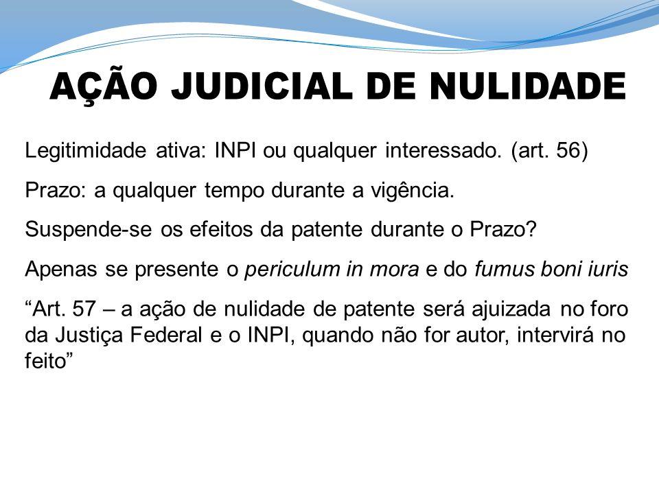 AÇÃO JUDICIAL DE NULIDADE
