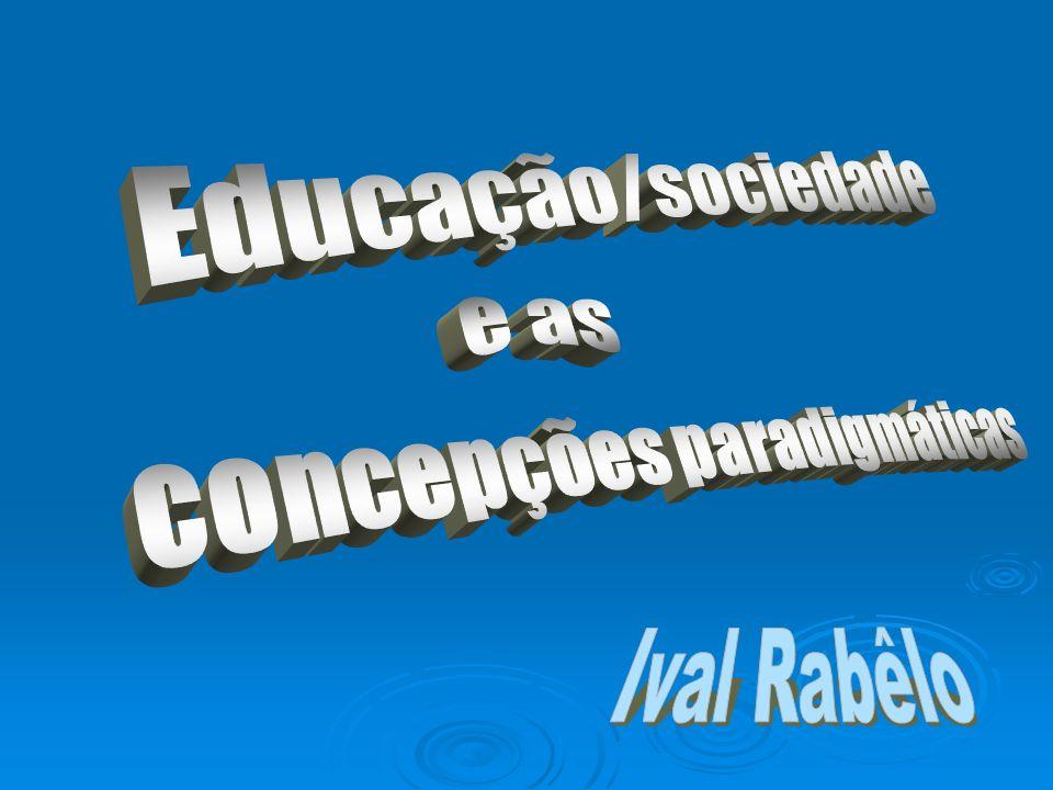 concepções paradigmáticas