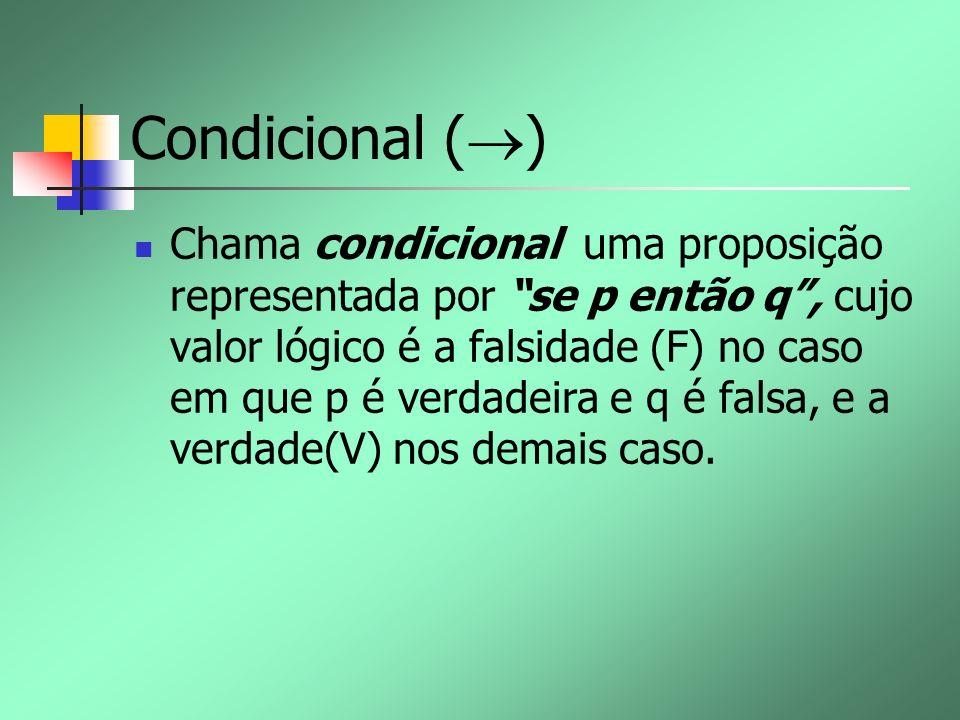Condicional ()
