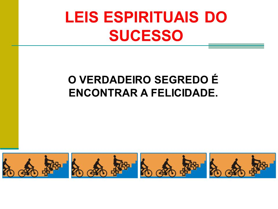 LEIS ESPIRITUAIS DO SUCESSO