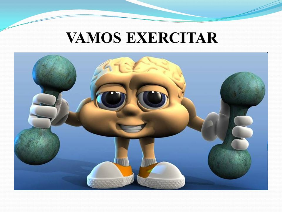 VAMOS EXERCITAR