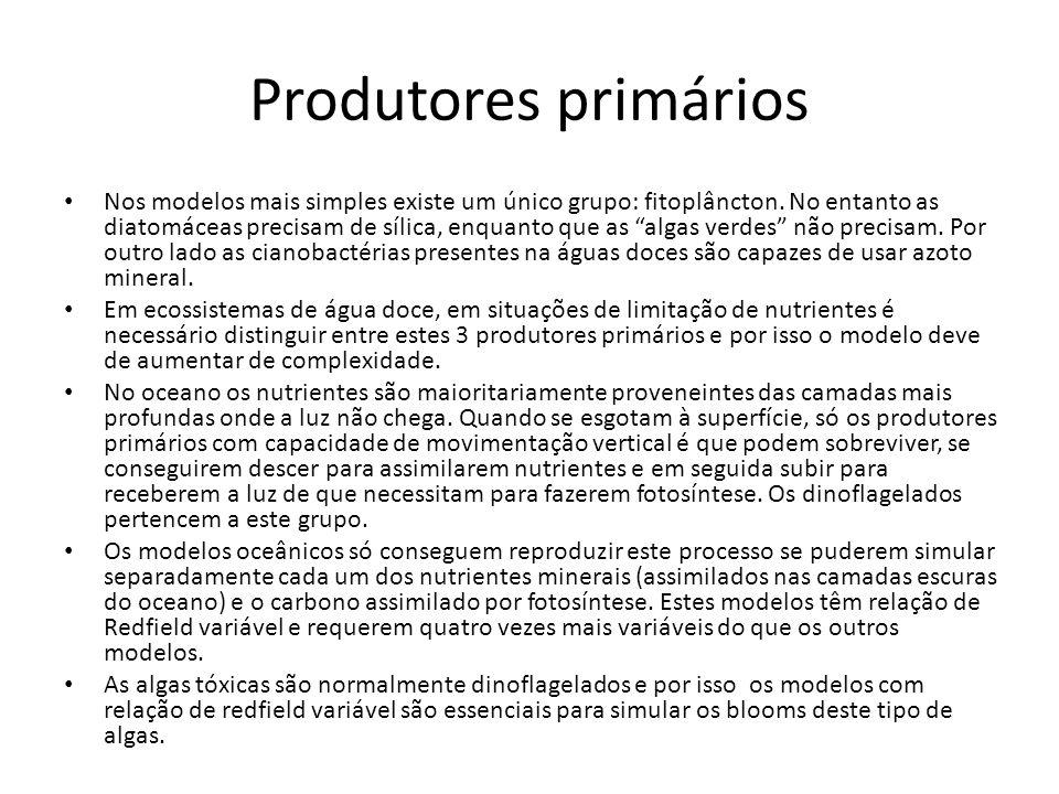 Produtores primários
