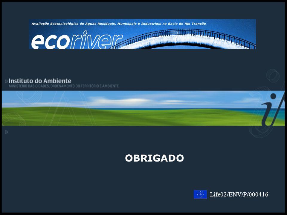 OBRIGADO Life02/ENV/P/000416