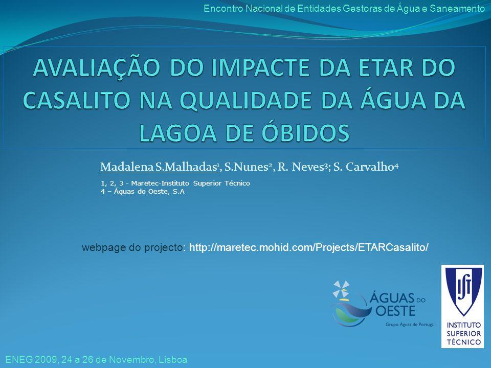 Madalena S.Malhadas1, S.Nunes2, R. Neves3; S. Carvalho4