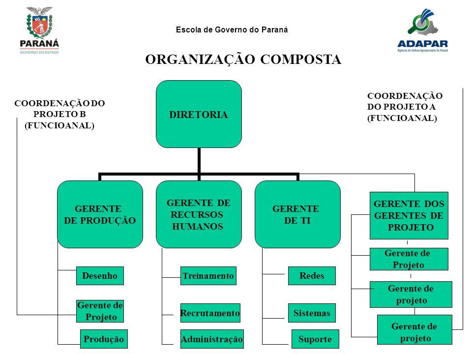 COORDENAÇÃO DO PROJETO B (FUNCIOANAL)