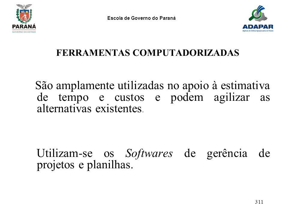 FERRAMENTAS COMPUTADORIZADAS